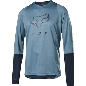 Fox Defend Fox Head LS Jersey Men light blue